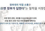 文정부 靑국민청원 68만여건…'정치개혁' 청원 가장 많아