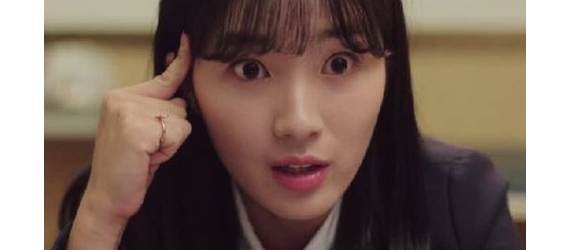 """""""주인공만 주목받는 더러운 세상""""에 일침 가하는 김혜윤"""