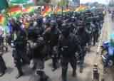 대통령 경호부대도 반정부 시위 참여, 혼돈의 볼리비아
