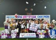 '2019 FIFA/AFC 여자 클럽 챔피언십' 한국 개최 확정