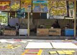 피카소도 반한 아프리카 팅가팅가 그림 현지에선 얼마에 팔릴까?