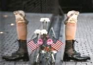 [한 컷] 퇴역 군인은 미국의 자부심