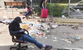 """임신부 폭행, 70대 뇌사···외국인들 """"못살겠다"""" 홍콩 탈출 러쉬"""