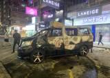 내전 상태 홍콩…차량 불타고 곳곳 바리케이트