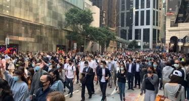 """""""갈등의 해결점 보이지 않아"""" 홍콩 거주 학자가 밝힌 홍콩의 '현재'"""