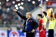 [서소문사진관] 박항서의 베트남, UAE 꺾고 월드컵 아시아 G조 1위로