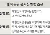 """""""북한 주민 추방, 왜 헌법 3조만 보나""""…대법 판례 흔드는 정부"""