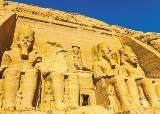 [leisure&] 웅장한 아부심벨 대신전 … 태양왕 람세스 2세를 만나다