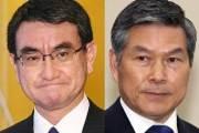 """日교도 """"한일 국방장관, 17일 태국서 회담…지소미아 논의할 듯"""""""
