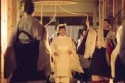 나루히토 일왕, 즉위 첫 궁중 제사…반대 시위 속 밤샘 의식