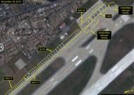 """38노스 """"北 갈마공항서 군용기 수십대 도열""""…에어쇼·비행훈련 가능성"""