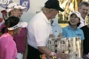 우승 상금 17억5000만원, 여자 골프 최고 대박 대회 열린다