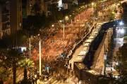 그리스 반독재 학생봉기 46주년…그날, 그 거리 2만명 행진