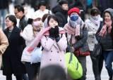 [날씨 브리핑] 서울 체감온도 영하4.9도…따뜻한 옷차림 필요