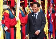 """박지원 """"민주당 핵심들, 임종석 성동갑 출마했으면 한다"""""""