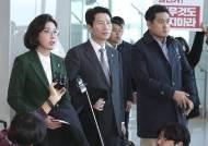 """3당 원내대표 방미…나경원 """"문 정부와 다른 목소리 알릴 것"""""""