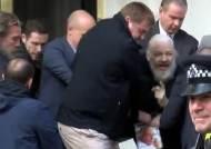 위키리크스 설립 어산지...9년 만에 성폭행 혐의 벗다
