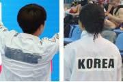 문체부, 'KOREA' 빠진 유니폼 지급한 수영연맹 관계자 수사의뢰
