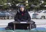 """박원순, 황교안에 """"민생 내팽개치고 단식"""" 비난"""