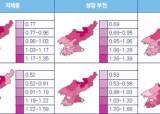 """""""北 영유아 발달 지역간 극과 극..양강도 어린이 영양실조 많아"""""""