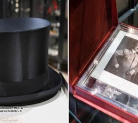 [서소문사진관] <!HS>히틀러<!HE> 모자·사진, 에바 브라운 드레스· · · 독일 경매장에서 쏟아진 나치 물품들
