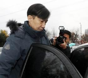 <!HS>정경심<!HE> 구속 한달 간 접견 46회…조국16회·변호인 28회