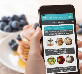 """[오늘도 다이어트] """"스마트폰만 있으면 돼"""" 효과만점 다이어트 앱"""