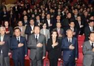 """홍성걸, 한국당 행사서 """"한국당 썩은 물 가득찬 물통"""" 작심비판"""