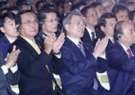 문 대통령, 아세안 9개국 정상과 연쇄회담