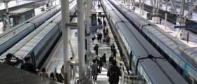 <!HS>철도<!HE> <!HS>파업<!HE> 5일만에 철회···열차운행 오후부터 순차적 정상화