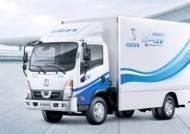 """""""포터·봉고 전기차 나와라""""…중국 전기트럭 한국시장 진출"""