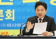 """원희룡 """"황교안, 단식보다 리더십 발휘할 때"""""""