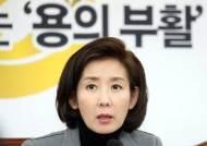"""나경원 """"美에 내년 4월 총선 직전 북·미 정상회담 열지 말라"""" 요청"""