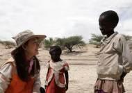월드비전, 배우 명세빈과 함께 케냐 투르카나 아이들에게 희망을 전달하다