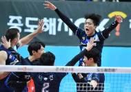 가빈-구본승 펑펑… 프로배구 한국전력 시즌 첫 2연승