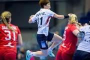 여자 핸드볼, 세계선수권 첫 승...거함 프랑스 격파