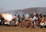 [서소문사진관] 역사 마니아 1075명, 나폴레옹의 아우스터리츠 전투 재현