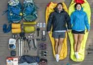신혼집 텐트 짊어지고 세계로···4년째 신혼여행 중인 이 부부