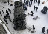 """러시아 동시베리아서 버스 추락사고…""""승객 19명 사망‧20여명 부상"""""""