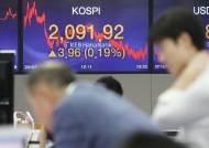 코스피 '외국인 실종 사태'…18일 연속 4조3363억원 어치 팔아