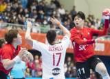 여자 핸드볼, 강호 덴마크와 무승부...세계선수권 1승1무