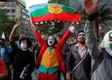 [글로벌 인사이트] 콜롬비아 시위대는 왜 냄비를 들고 거리에 나왔을까