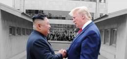 2년만에 '로켓맨 vs 늙다리' 거칠어진 북·미, 연말 불길하다