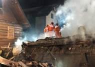 폴란드 스키리조트 가스폭발…휴가 즐기던 두 가족 8명 참변