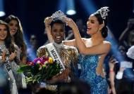 미스 유니버스 1위는 남아공…8년 만에 흑인이 왕관 썼다