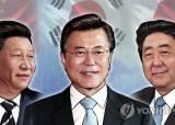 [속보] 文대통령-아베 만난다, 24일 中서 한·중·일 정상회의