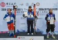 알파인 스키 간판 정동현, FIS 극동컵 대회전 우승