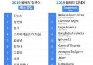 구글, 올해의 국내 검색어 2위 '정준영'…1위는?