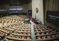 [속보] 오늘 국회 본회의 개의 무산··· 선거법 상정 불발