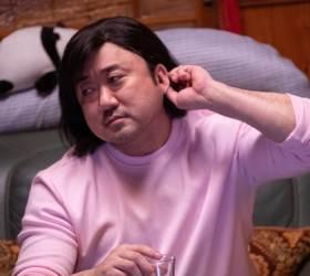 엽기이거나 코믹하거나···배우 마동석의 '단발머리 파워'